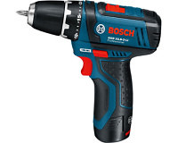 "Bosch GSR 10,8 LI-2 ""Pro"""