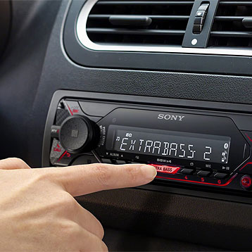Sony Autoradio Lifestyle