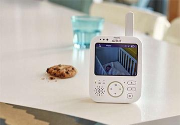 Philips Babyphone mit Kamera