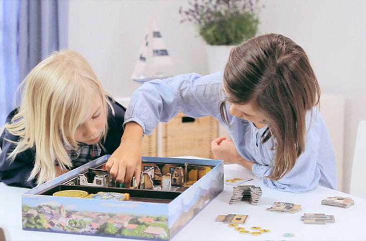 Schnappt Hubi! Kinder-Brettspiel Lifestyle