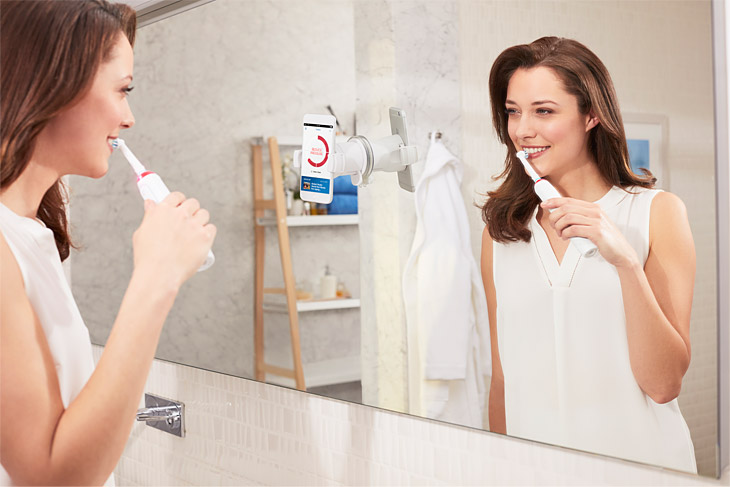 Oral-B Genius - Verwendung im Bad
