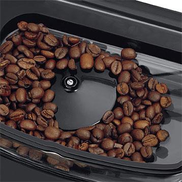 Filterkaffeemaschine mit Mahlwerk