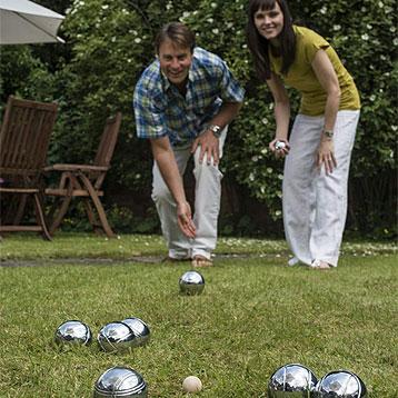Boule-Spiel von Garden Games