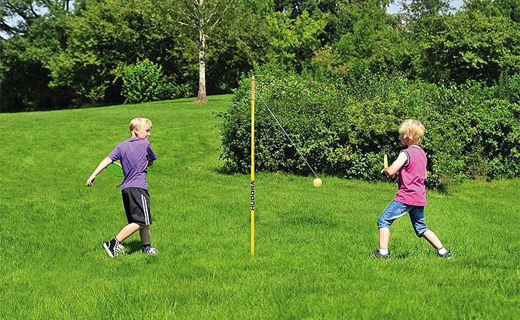 Twistball Gartenspiel von Hudora