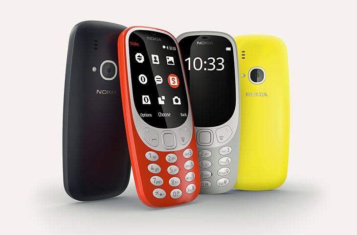 Nokia Handy 3310 Lifestyle
