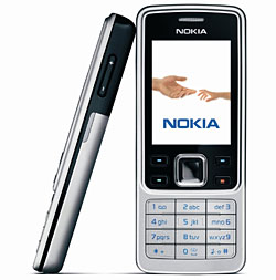 Barrenhandy von Nokia