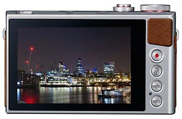 Canon Powershot Kompaktkamera - Nachtmodus