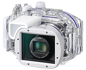 Panasonic Lumix - Unterwassergehäuse