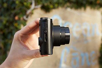 Sony DSC-WX350 - Zoom