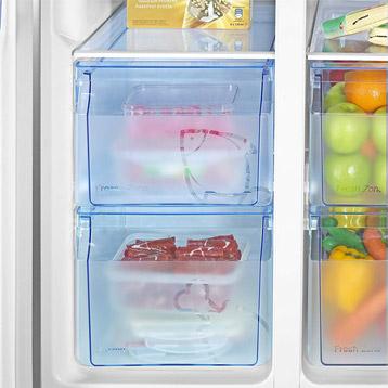 Kühlschrankfächer von Hisense
