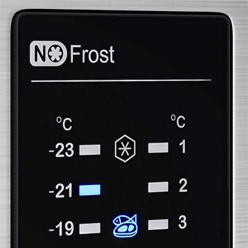 Kühlschrank No-Frost von Hisense