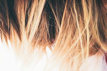 Haare kaputt - Spliss