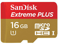 SanDisk Extreme Plus Class 10