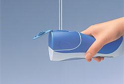 Wassertank einer Panasonic Munddusche