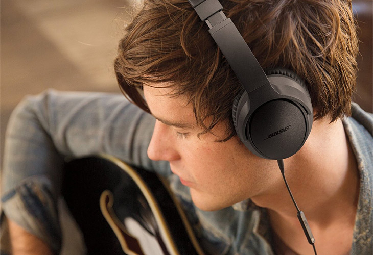 Bose SoundTrue Over-Ear-Kopfhörer - Lifestyle