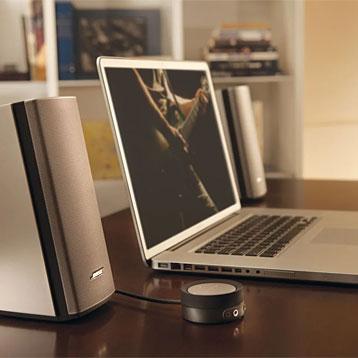 Bose PC Lautsprecher Lifestyle