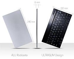 Bluetooth-Tastatur von CSL