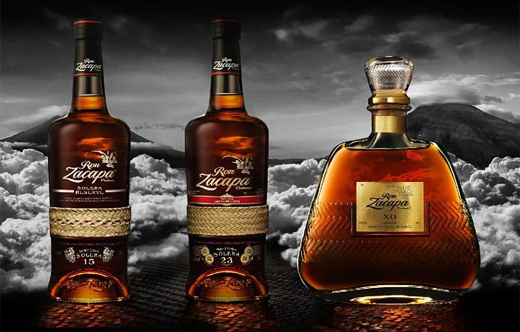 Ron Zacapa Rum - Lifestyle