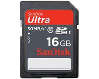 Sandisk Ultra Class 10