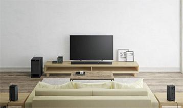 Sony HT-RT3 Lifestyle