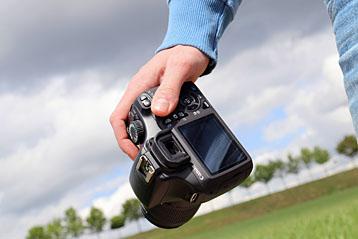 Canon DSLR - Lifestyle