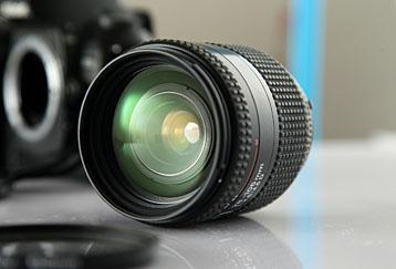 Objektiv für Spiegelreflexkamera