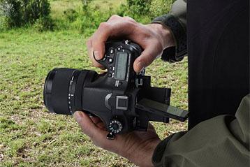 Sony Spiegelreflexkamera - Lifestyle