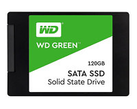 WD Green SSD 120GB