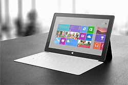 Windows Tablet-PC von Microsoft