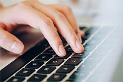 Ergonomie Tastatur