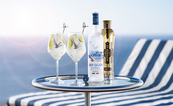 Grey Goose Vodka - Lifestyle
