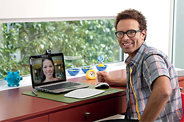 Microsoft Live-Webcam