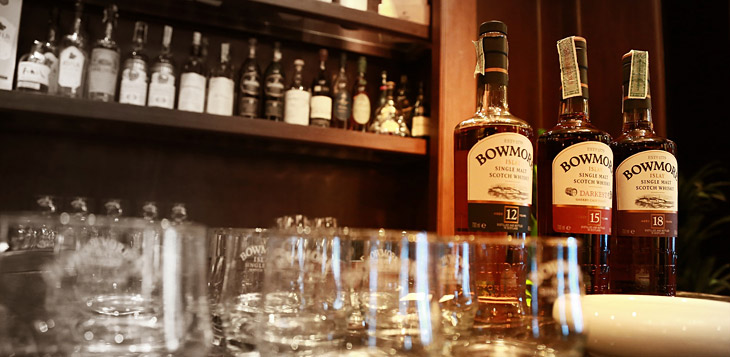 Bowmore Whisky - Lifestyle