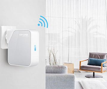 TP-Link Nano Router - Sendeleistung
